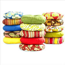 Square Bistro Chair Cushions 15 Inch Bistro Chair Cushions Amazing Outdoor Seat Cushions