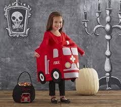 Truck Halloween Costume Toddler Firetruck Costume Pottery Barn Kids