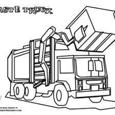 grimy garbage truck coloring page garbage trucks free loader truck