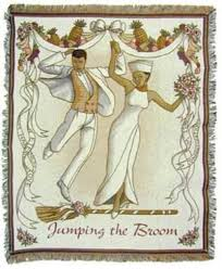 jumping the broom wedding jumping the broom a sacred tradition invisible