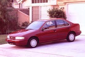1997 Nissan Sentra Interior 1995 99 Nissan Sentra Consumer Guide Auto