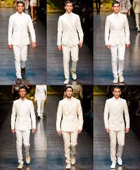 all white casual white on white trend report s s 14 menswear current trends