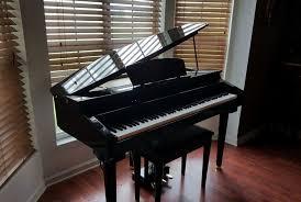Proline Keyboard Bench Williams Symphony Grand Digital Piano With Bench Musician U0027s Friend