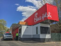video watch us build a fil a out of shipping containers
