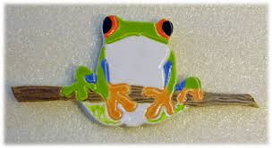 Decorative Frogs Decorative Ceramic Tile Hand Made Tiles Frog Tiles And Tile
