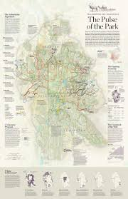Yellowstone Map Usa by Seven Intriguing Maps From 2016 Geography Lounge All Things Spatial