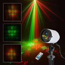 Christmas Outdoor Light Projector by Suny Xmas Outdoor Laser Projector Waterproof Red Green Rg 8 Full