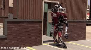 Challenge Gif Darpa Robotics Challenge 2015 Robot Falls