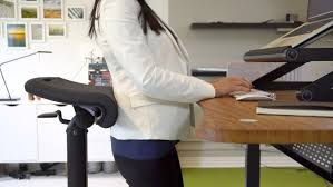 Leaning Chair Standing Desk by Ergo Impact U0026 Leanrite Best Ergonomic Standing Desk Chair