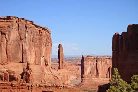 Utah travel state images Free images landscape rock architecture valley travel