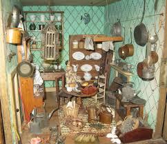 Dolls House Kitchen Furniture Nov Angela Bulteel Dolls U0027 Houses Past U0026 Present