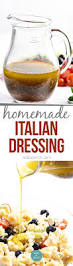 What Type Of Dressing Does Olive Garden Use Easy Homemade Italian Dressing Recipe Add A Pinch