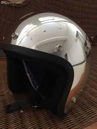 kbc motocross helmets wholesale capacete 3 4 open face cruiser vintage motorcycle helmet