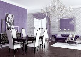 Red Living Room Chairs Purple And Black Living Room 15 Catchy Living Room Designs With