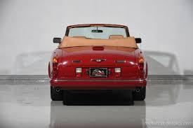 bentley sports car convertible 1987 bentley continental motorcar classics exotic and classic