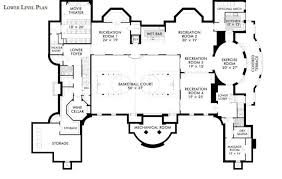 home floor plans with basements basement floor plan of 1 frick drive 30 000 square