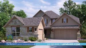 Lennar Nextgen Homes Floor Plans The Bolton Ii Next Gen Home Tour Lennar San Antonio Youtube