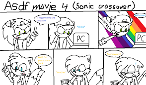 Asdf Movie Memes - asdf movie 4 sonic crossover by imtailsthefoxfan on deviantart