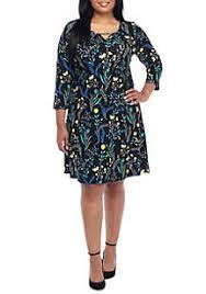 plus size dresses for belk