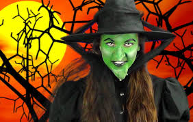Create Halloween Costume Create Wicked Witch West Costume
