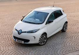 renault zoe boot space renault zoe review