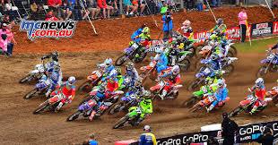 ama outdoor motocross results ken roczen dominates hangtown ama mx mcnews com au
