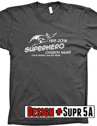 design t shirt program free superhero vbs t shirts we offer free shipping on all vbs orders