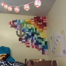 Dorm Room Decorating Ideas U0026 by Dorm U2013 Life In Orange And Blue Hope College