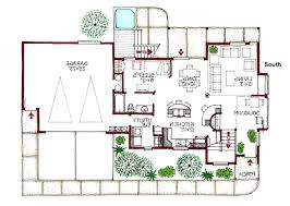 green house floor plans modern solar home