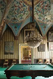 billiard room at palazzo ducale guarini italy classy home room