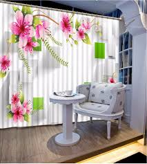 beautiful curtains luxury curtains for living room european style customize 3d