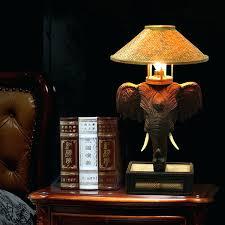 Elephant Table Lamp Table Lamp Ceramic Table Lamp Shade Elephant Bulb Target Uk