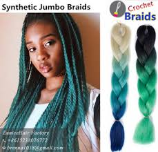 extension braids jumbo braids easy install crochet hair extension synthetic braids