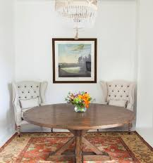 dining chairs for farmhouse table round farmhouse table with high back sofa dining chair home interiors