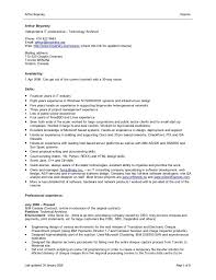 Sample Resume Word File by Bunch Ideas Of Sample Resume Word Doc Format For Your Sample