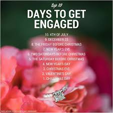 what to get for s day top 10 days to get engaged hill city virginia wedding