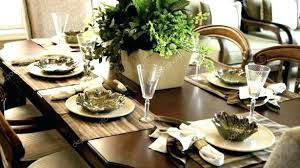 kitchen table setting ideas dining room table setting decor dining room table settings for