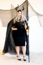 last minute plus size halloween costumes plus size bodycon