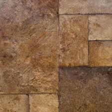 Home Depot Laminate Floor Home Decorators Collection Tuscan Stone Bronze 8 Mm Thick X 16 In