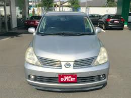 2005 nissan tiida latio 15m used car for sale at gulliver new