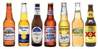 michelob ultra vs bud light bottled beer