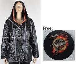 katniss costume hunger arena jacket neca suzanne collins katniss costume