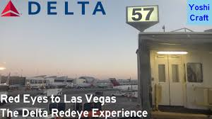 Delta Interactive Route Map by Red Eyes To Las Vegas The Delta First Class B757 300 Experience