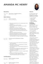 dental hygiene resume exles dental hygienist resume sles visualcv resume sles database