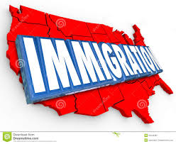 United States Map Clip Art by Immigration 3d Word Usa United States Map Reforming Legal Reside