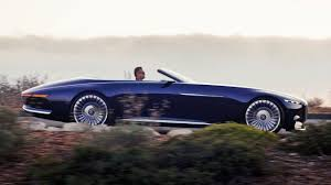 maybach mercedes coupe 2018 mercedes maybach 6 cabriolet preview youtube