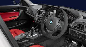 bmw 125i interior bmw genuine interior carbon alcantara trim set 1 series f20 116i