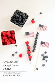 Printable Flags Free Printable Miniature U S Flags