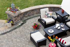How To Make A Patio Garden How To Build Brick Paving Patio In 9 Steps In Oak Lawn