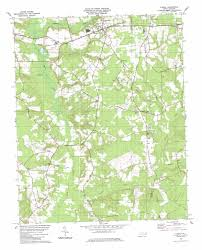 Map Of Raleigh Nc Turkey Topographic Map Nc Usgs Topo Quad 34078h2